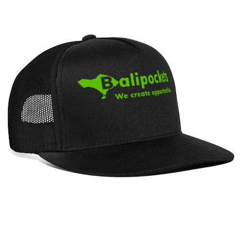 Balipockets Logo - Trucker Cap