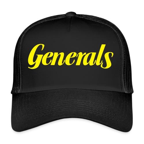 Generals - Trucker Cap