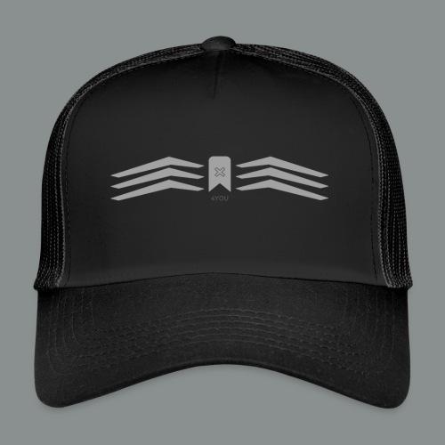grey - Trucker Cap