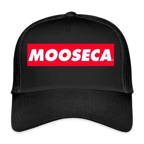 MOOSECA T-SHIRT - Trucker Cap