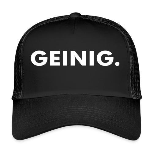 GEINIG. - Trucker Cap