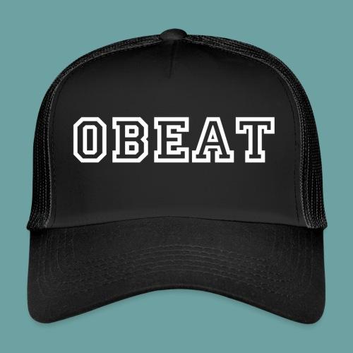 OBeat woord - Trucker Cap