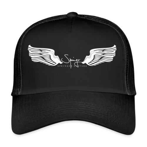 Seraph Wings white - Trucker Cap