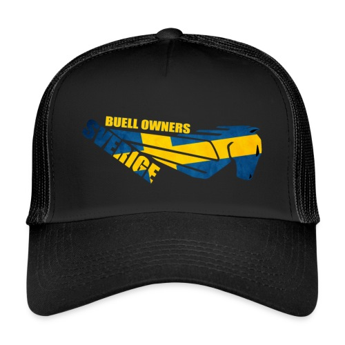 Buell Owners Sverige - Trucker Cap