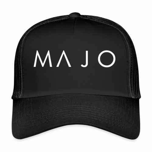 Official MAJO Logo - Trucker Cap