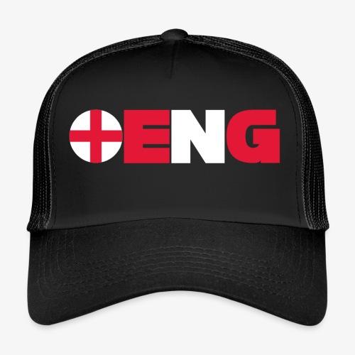 England - Trucker Cap