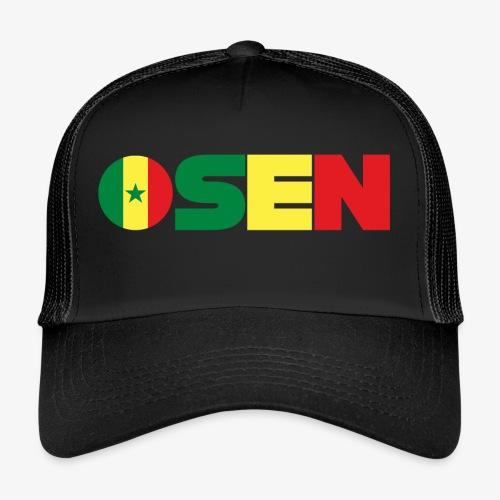 Senegal - Trucker Cap