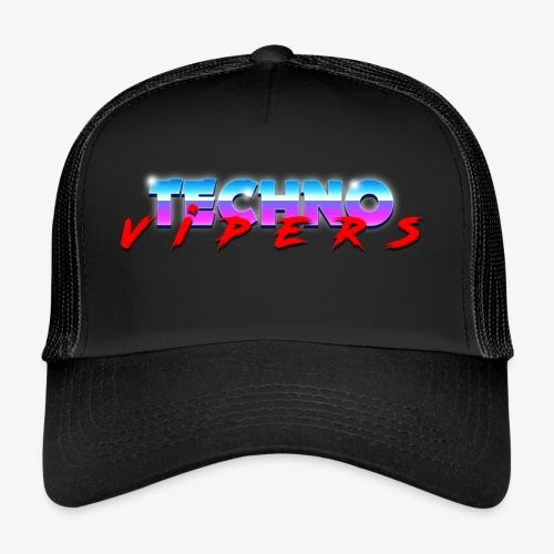 Techno Vipers - Trucker Cap