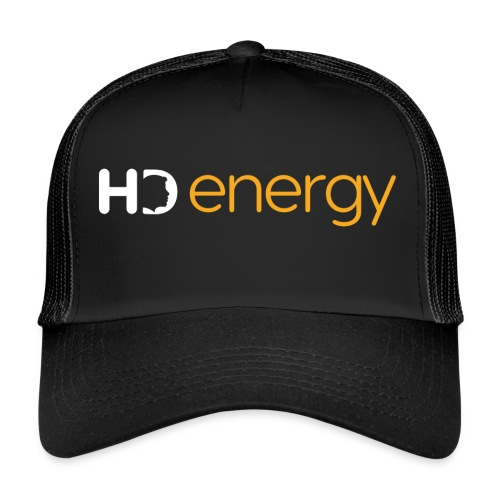 Wit Energy HD-logo - Trucker Cap