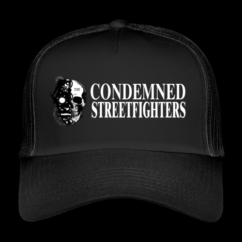 Condemned Streetfighters fridge graphic - Trucker Cap