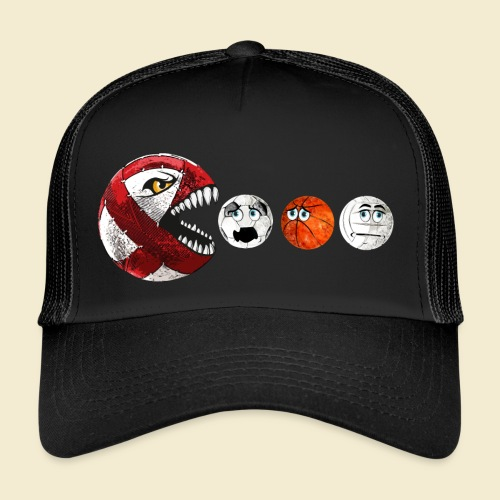 Radball | Cycle Ball RedMan - Trucker Cap