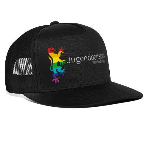 Original-Logo auf dunklem Grund - Trucker Cap