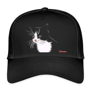 Cat FEMALE - Trucker Cap