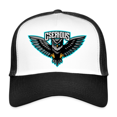 CSerious - Trucker Cap