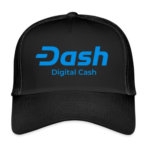 Dash digital cash - Trucker Cap