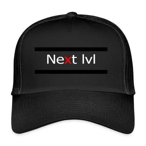 next lvl - Trucker Cap