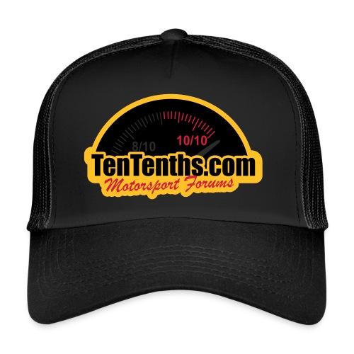 3Colour_Logo - Trucker Cap