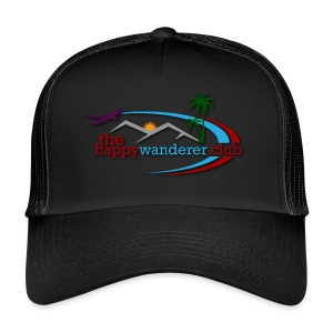 The Happy Wanderer Club - Trucker Cap