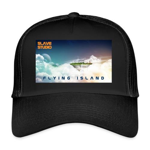 flying island - Trucker Cap