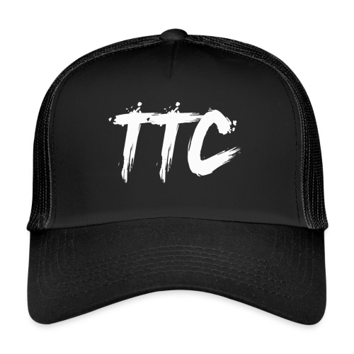 TimeCrust Merch Boi - Trucker Cap