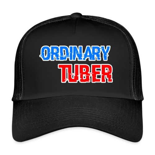 OrdinaryTuber Cap - Trucker Cap