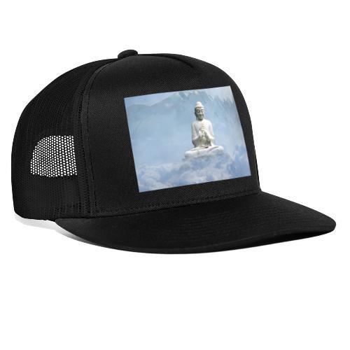 Buddha with the sky 3154857 - Trucker Cap