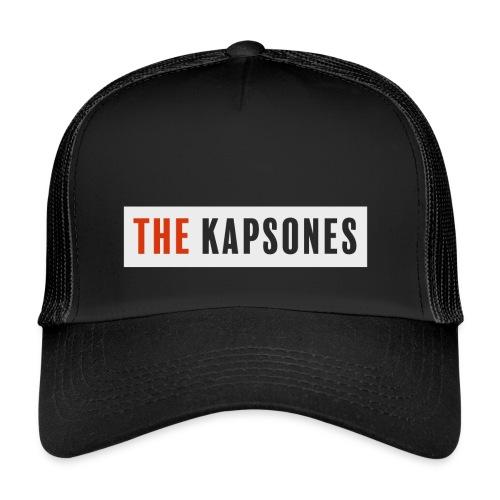 THEKAPSONES - Trucker Cap