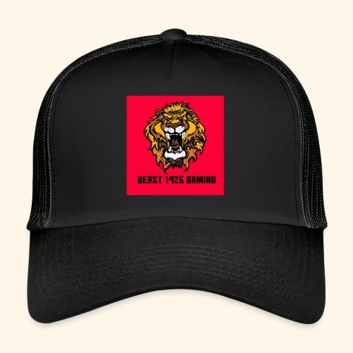 Mascot Design - Trucker Cap
