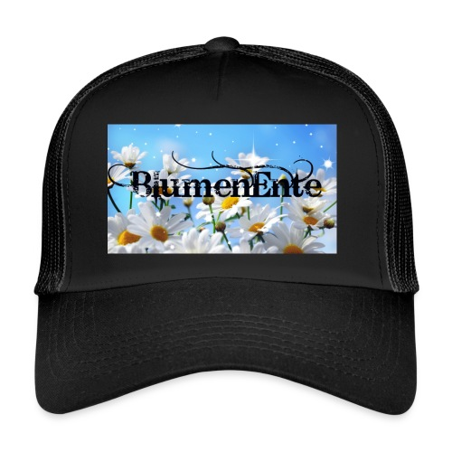 BlumenEnte - Trucker Cap