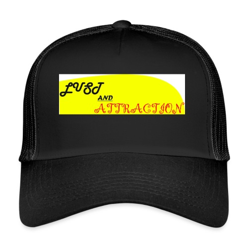 lust ans attraction - Trucker Cap