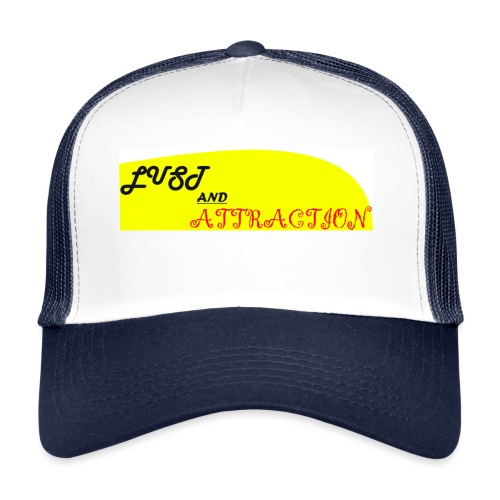 lust ans attraction - Trucker Cap