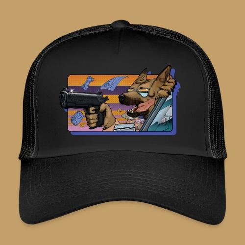 Gun Dog - bez napisu - Trucker Cap