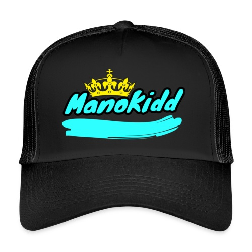 ManoKidd Merch - Trucker Cap
