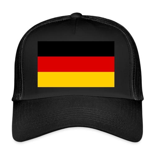 2000px Flag of Germany svg - Trucker Cap