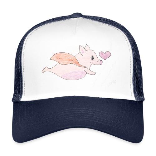 Kids for Kids: Flying Pigs - Trucker Cap