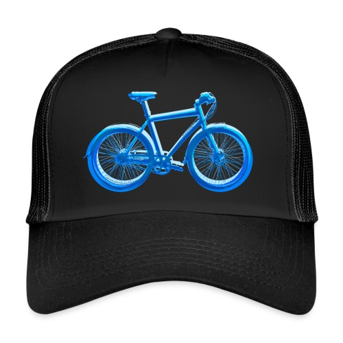 Fahrrad Bike Outdoor Fun Radsport Radtour Freiheit - Trucker Cap