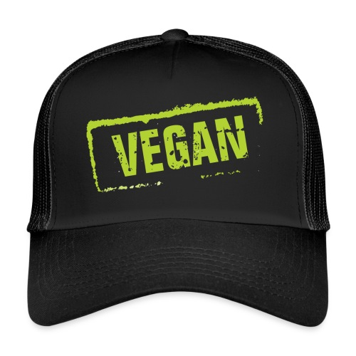 Vegan - Trucker Cap