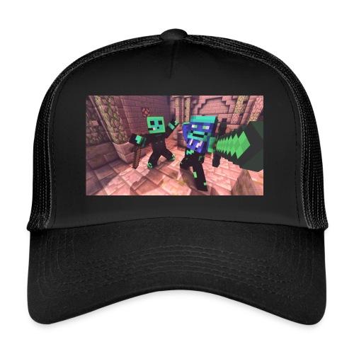 Minecarft - Trucker Cap