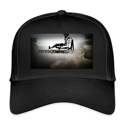 Terrorbyte_Clan - Trucker Cap