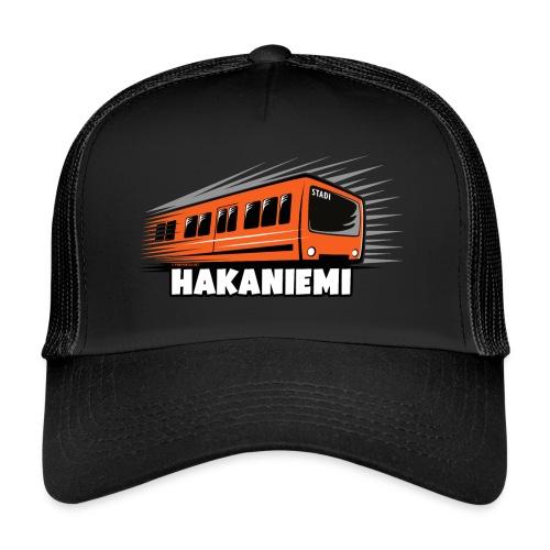 13- METRO HAKANIEMI - HELSINKI - LAHJATUOTTEET - Trucker Cap