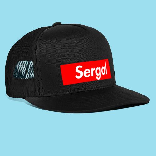 SERGAL Supmeme - Trucker Cap
