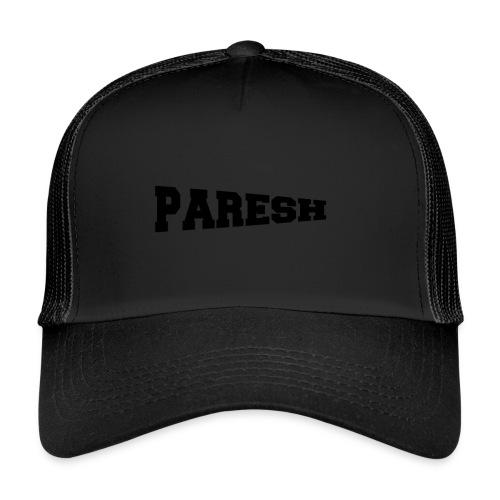 Paresh - Trucker Cap