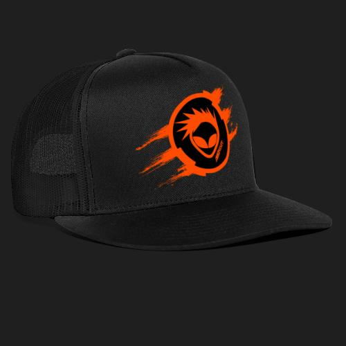 ALIEN ORANGE EDITION - Trucker Cap