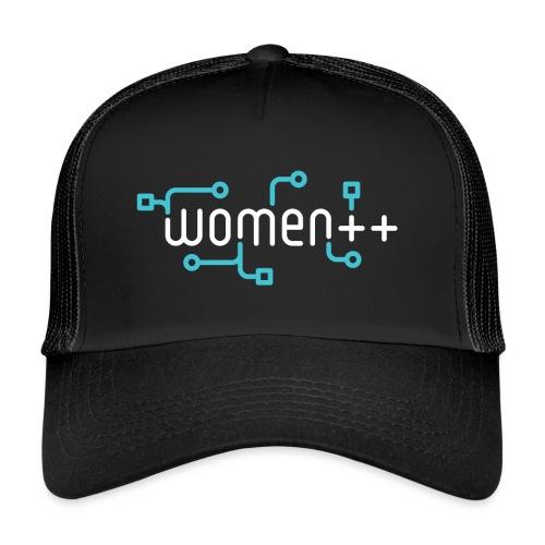 Women++ Black - Trucker Cap