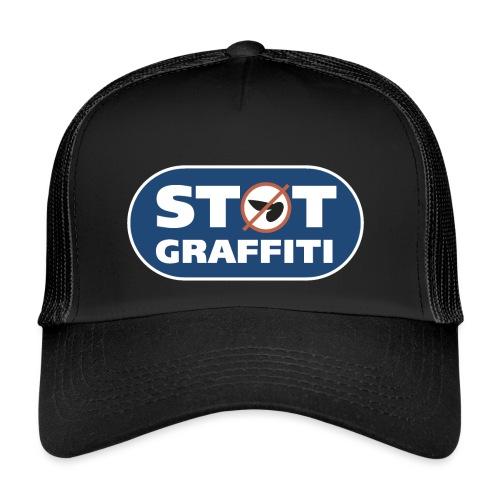 støt graffiti ver 0.2 √ - Trucker Cap