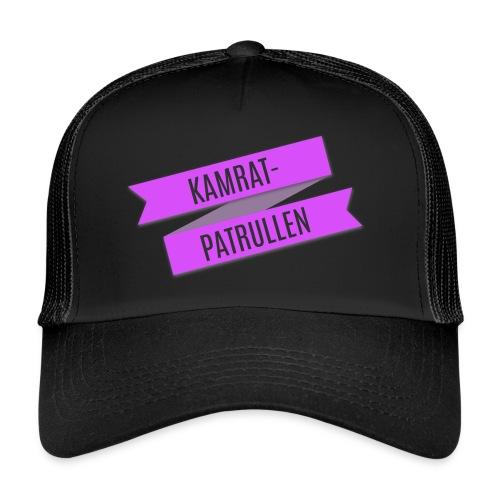 Kamratpatrullen - Trucker Cap
