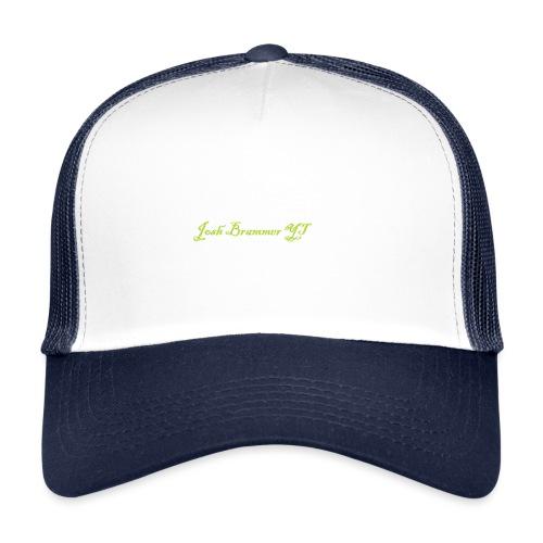 JB logo - Trucker Cap