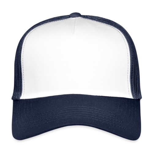 Ujeni Records Logo White - Trucker Cap