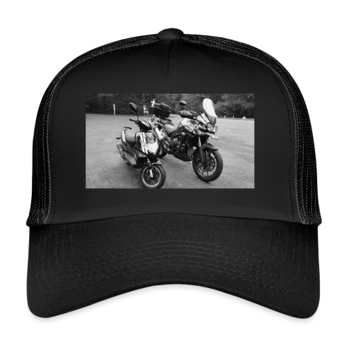 50cc ft 1200cc ! - Trucker Cap