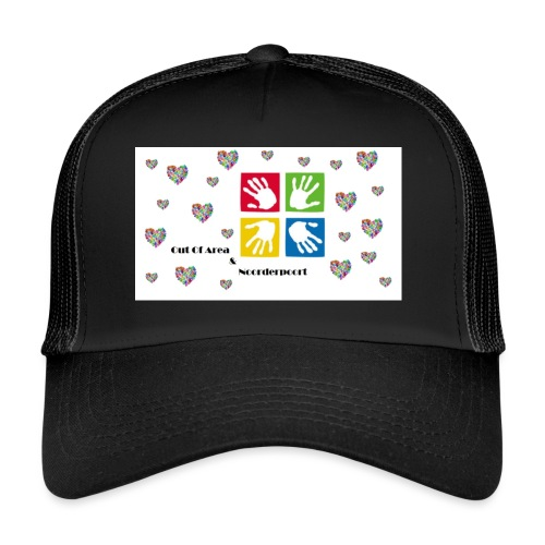 Bestsellers Out Of Area - Trucker Cap